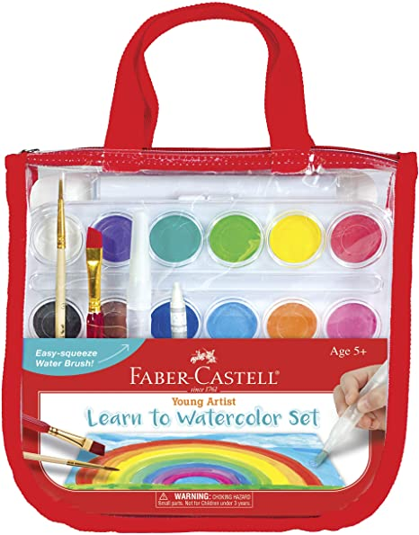 Learn To Watercolor Paint Set