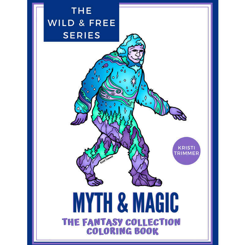 The Wild & Free Series Myth and Magic