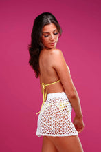 Load image into Gallery viewer, Marbella Sarong - White