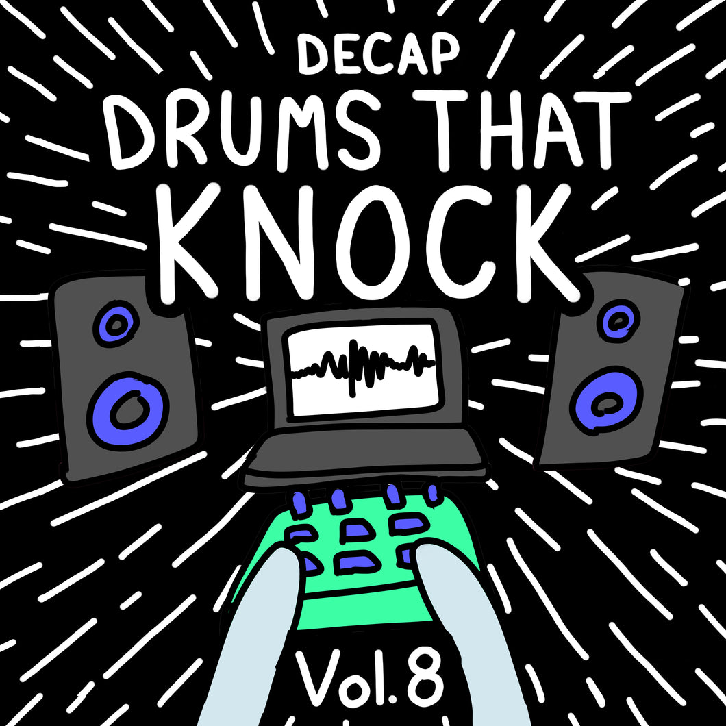 Drums That Knock Vol. 8