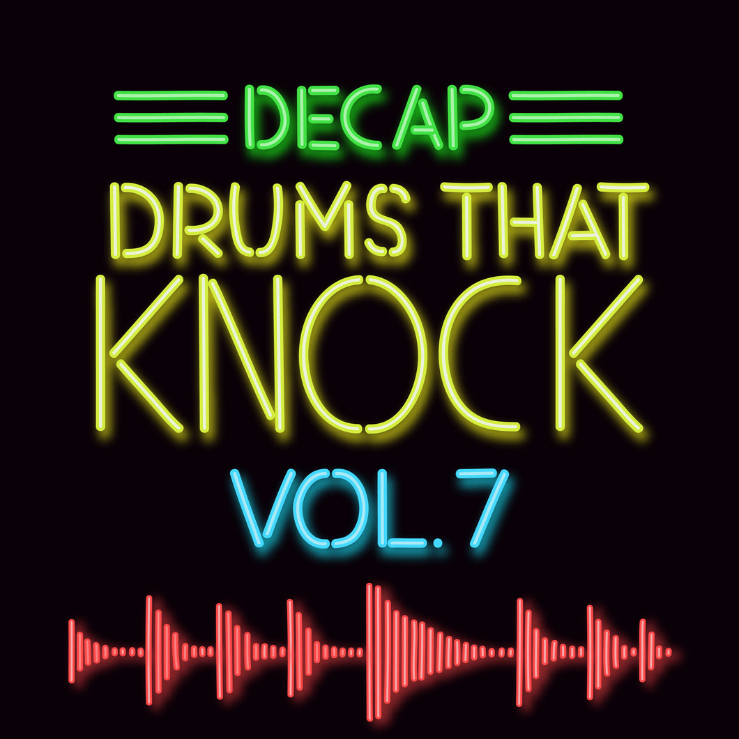 Drums That Knock Vol. 7