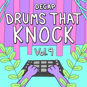 Drums That Knock Vol. 9