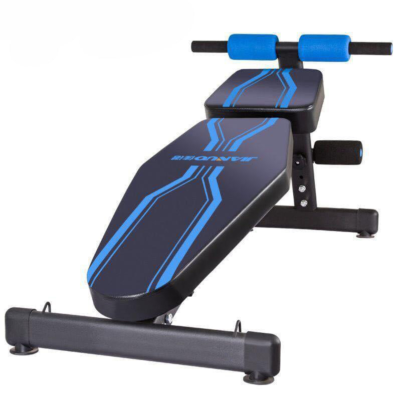 Dumbbell bench multifunction board abdominal crunches home fitness equipment abdomenizer campaign chair