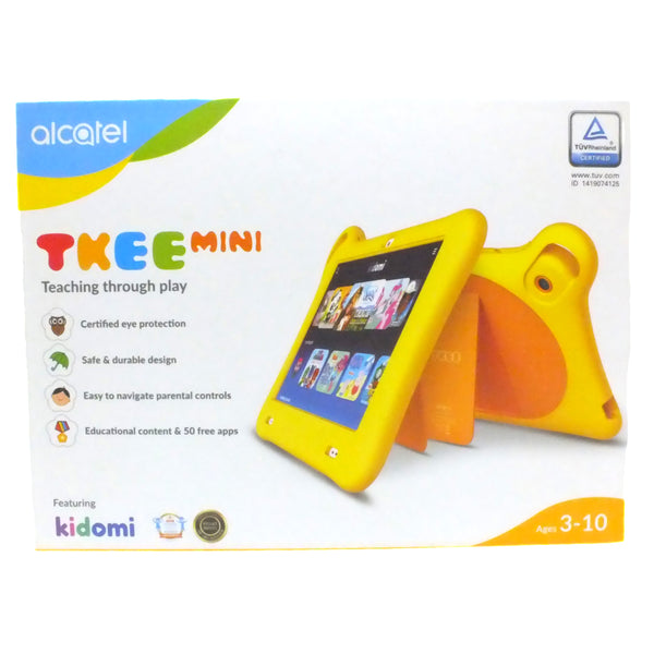 Alcatel - Teke Mini Tablet