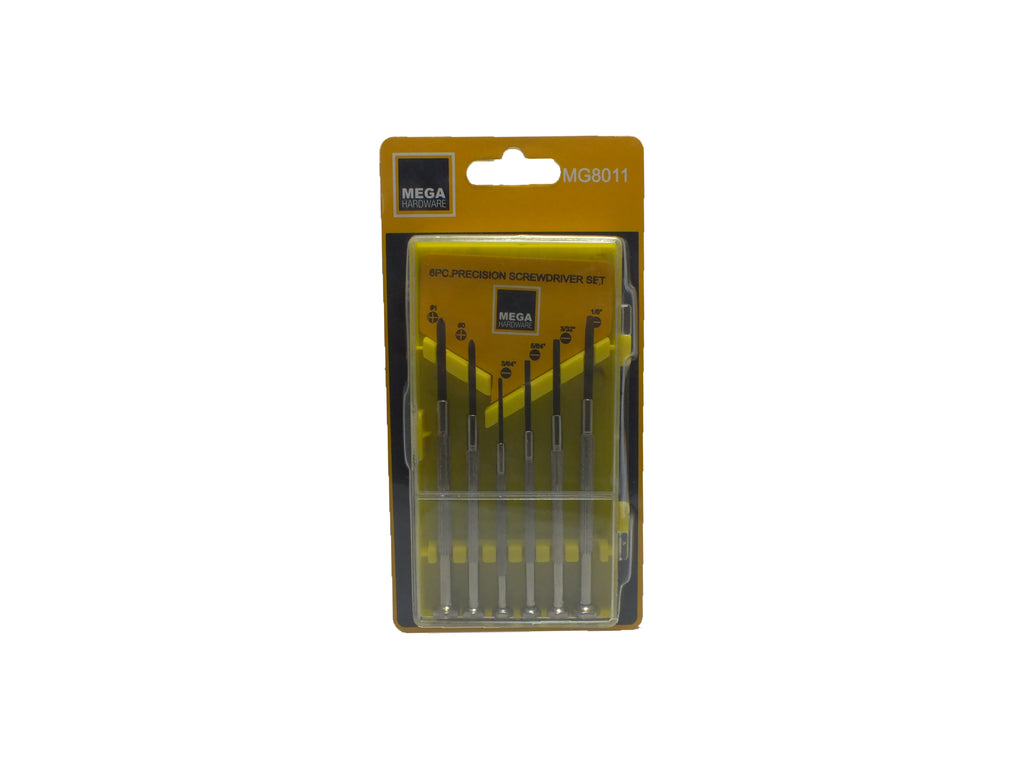 6 Pcs Precision Screwdriver Set