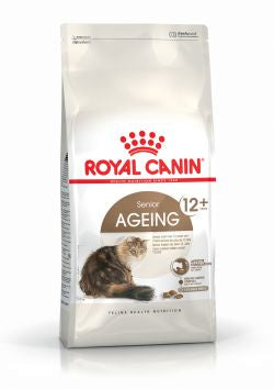Ageing 12+ Dry, Cat Senior Ageing 12+ for senior cats over 12 years old