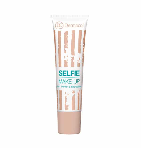 Dermacol SELFIE MAKE-UP (primer &foundation)