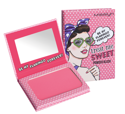TREAT ME SWEET POWDER BLUSH