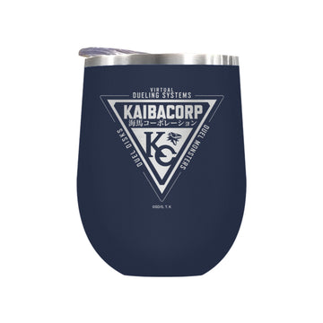 Kaiba Corp Dueling System - Laser Etched Drinkware