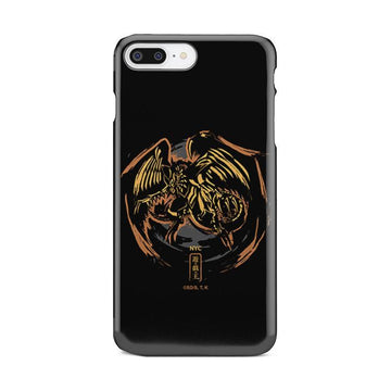 Winged Dragon of NY - Phone Case