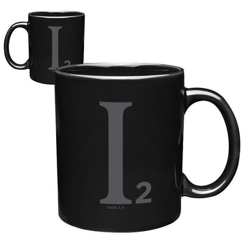 Industrial Illusions Logo - Ceramic Coffee Mug