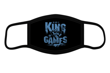 King of Games - Reusable Face Mask