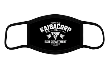 Kaiba Corp R&D Dept. - Reusable Face Mask