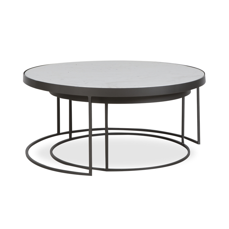 Sebastian Nest Round Coffee Table
