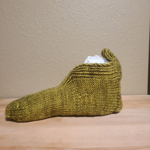 Made to Order- Hand Knit Slippers