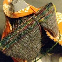 Load image into Gallery viewer, Course: Knitting 2 at a Time, Toe Up, Socks!