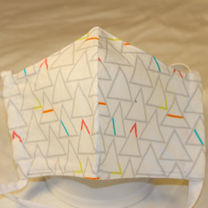Made to Order Mask-  Triangles