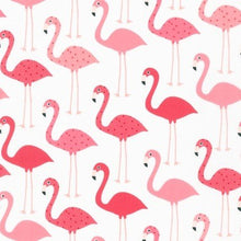 Load image into Gallery viewer, Made to Order Mask-  flamingos!