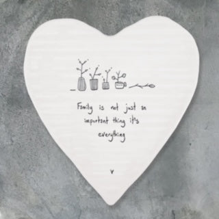 Family is Everything Coaster