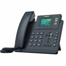 Load image into Gallery viewer, Yealink Gigabit, Colour Screen Desktop IP Phone, Excludes PSU - SIP-T33G