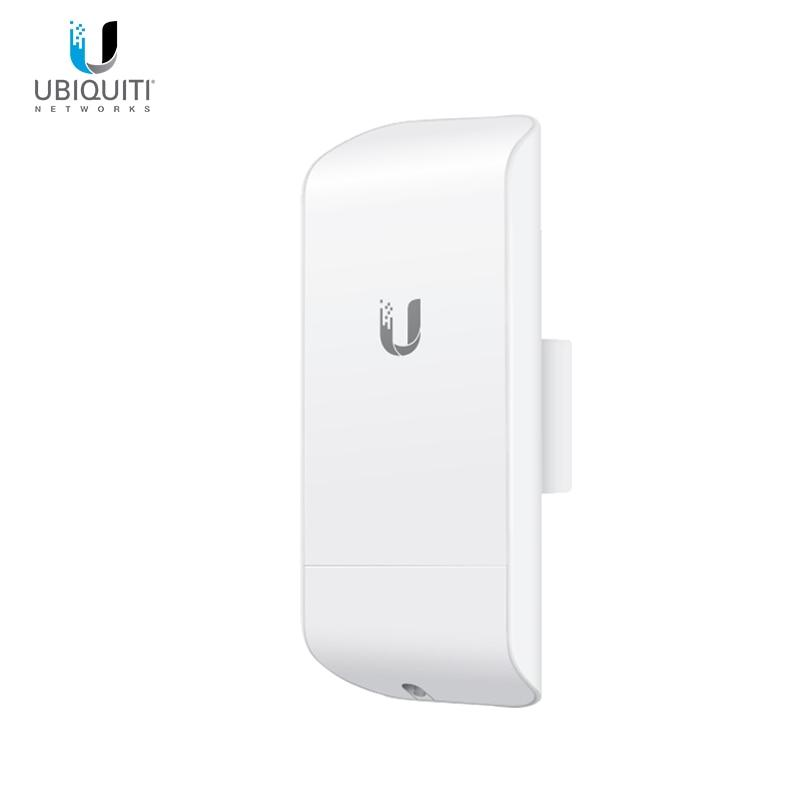 Ubiquiti Locom5 5.8G of the powerful wireless bridge CPE monitors the 3km LOCo M5 from outside - Let's Fibre Technologies