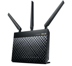 AC1900 Dual-Band WiFi Router with ASUS Router app and AiProtection, supporting AiMesh - mesh networking whole home wifi system