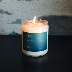 Bird of Juno Soy Candle NZ