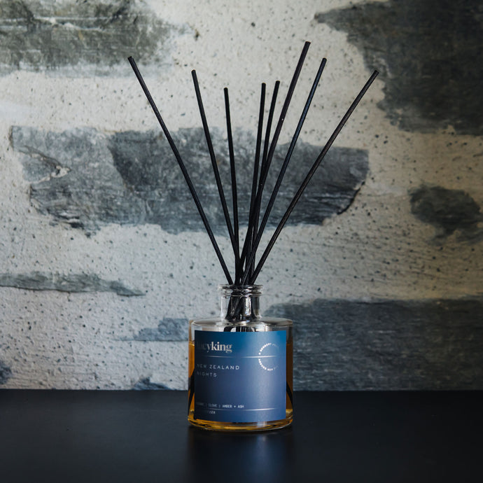 New Zealand Nights Reed Diffuser NZ