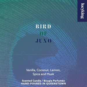 Bird of Juno scented candle
