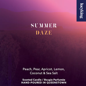 Summer Daze scented candle