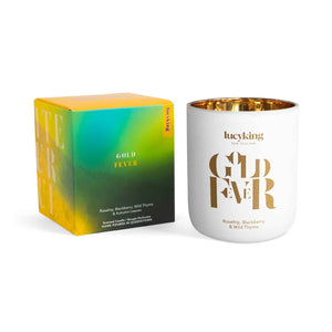Gold Fever Scented Candle 230ml