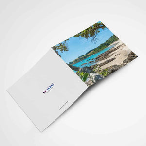 Waiheke Greeting Card