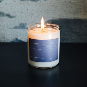 Wellington Soy Candle NZ