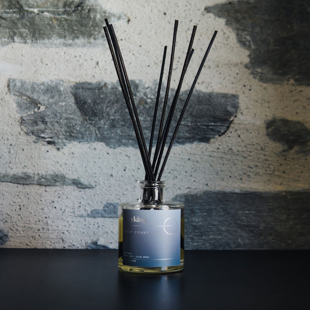 West Coast Reed Diffuser NZ