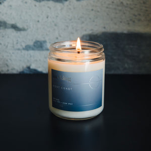 West Coast Soy Candle NZ