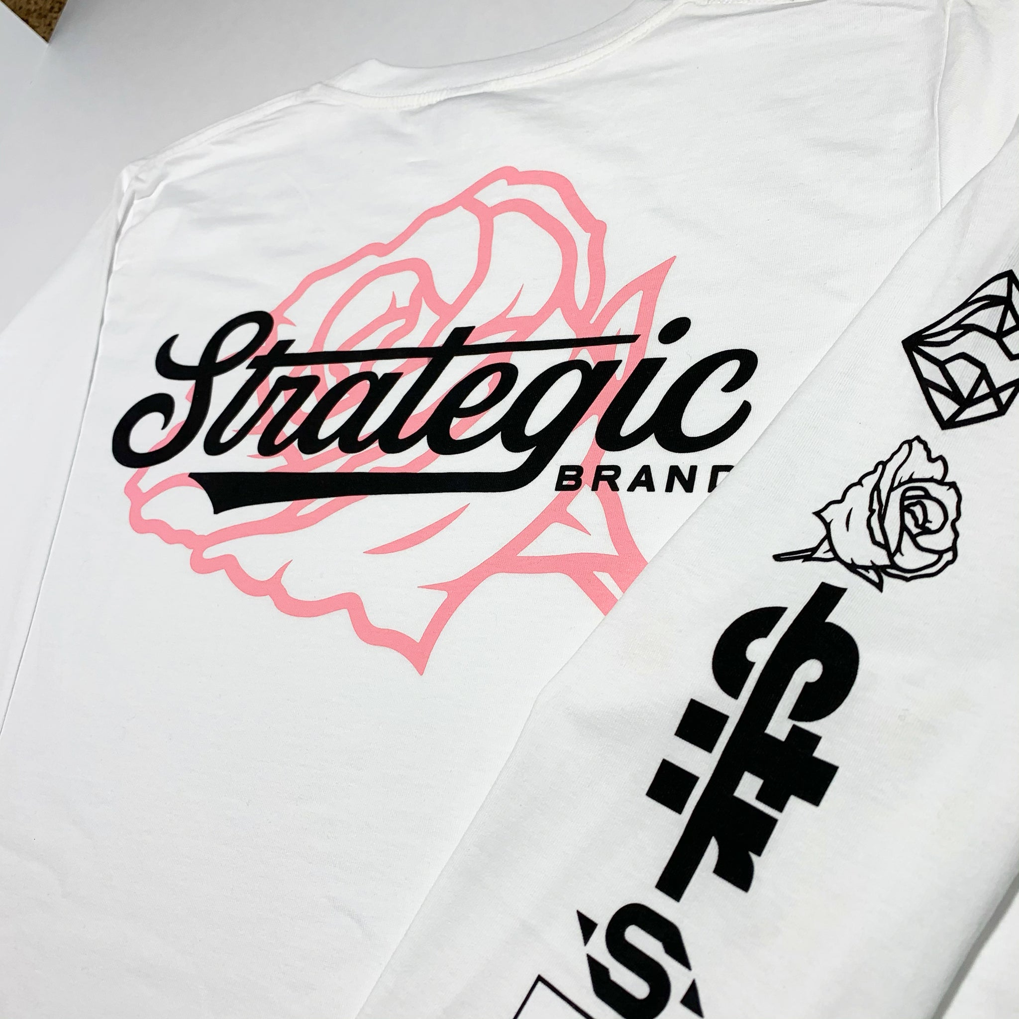 Rose Long-Sleeve