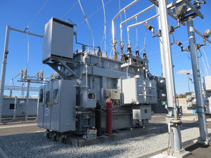 power substation protected from critters