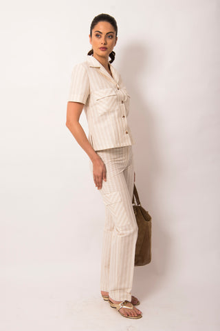 Monica Stripe Pant