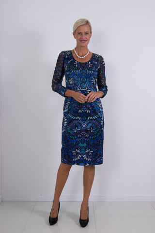 Bush Medicine Flower Charlotte Dress