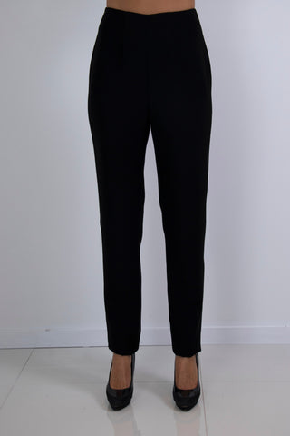Black Milano Pencil Pant