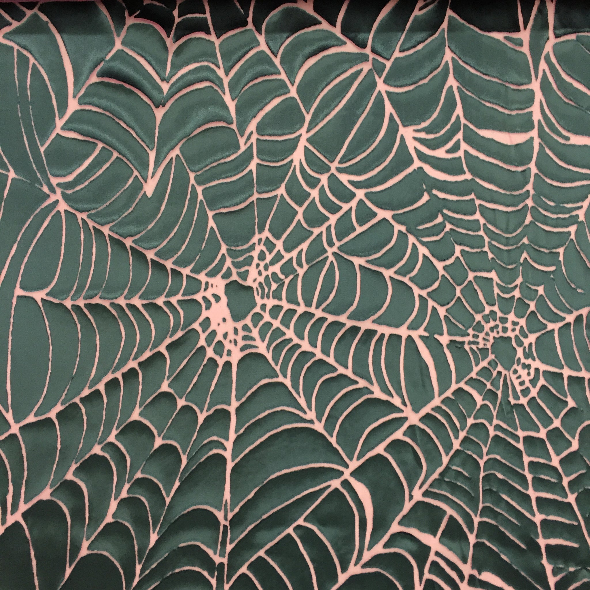 Spider Burnout Silk