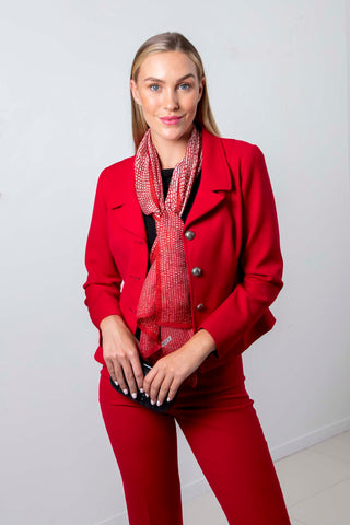 Ruby Wool Jacket
