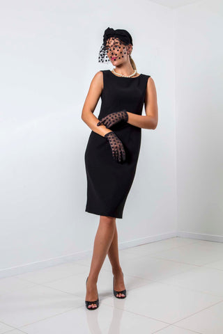 Black Milano Dress