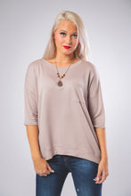 Load image into Gallery viewer, Front Pocket Detail Casual Top