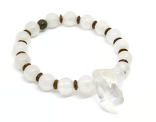 Load image into Gallery viewer, Crystal Quartz Bracelet