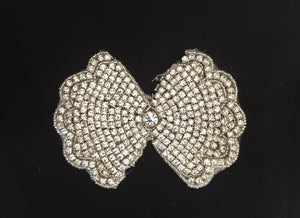 Blingbling Scallop-shaped Rhinestone Accessories