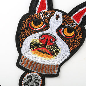 Cartoon Cloth Patch Large Badge Embroidery