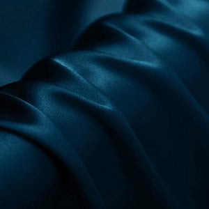 Cyanosis Silk Crepe Back Satin