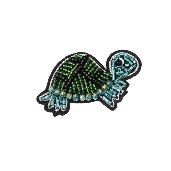 Beaded Sea World Cloth Cartoon Embroidery Patch