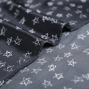 Star Digital Printing Satin Silk Charmeuse(20 Momme)